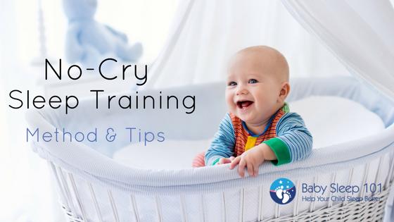 No-cry sleep training