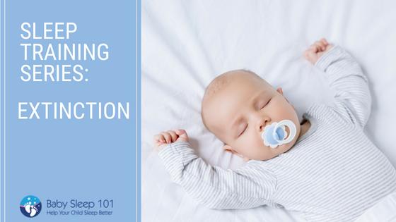 extinction sleep training method