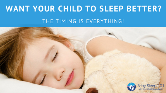 Want your child to sleep better?