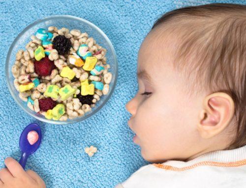 Can Certain Foods Keep My Child Awake at Night?