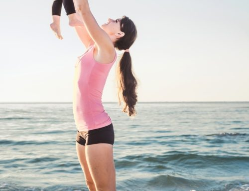 4 Easy Ways to be a Healthier, More Energetic Mom