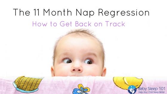 11 month nap regression
