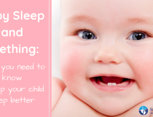 Baby Sleep and Teething