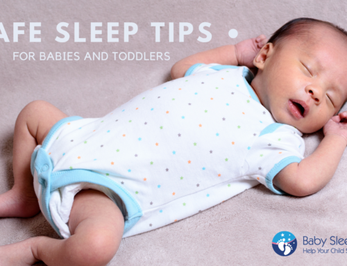 Safe Sleep Tips for Babies and Toddlers